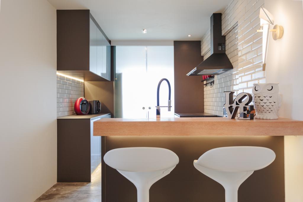 Contemporary, HDB, Dining Room, Dakota Crescent, Interior Designer, Bowerman, Indoors, Interior Design, Room