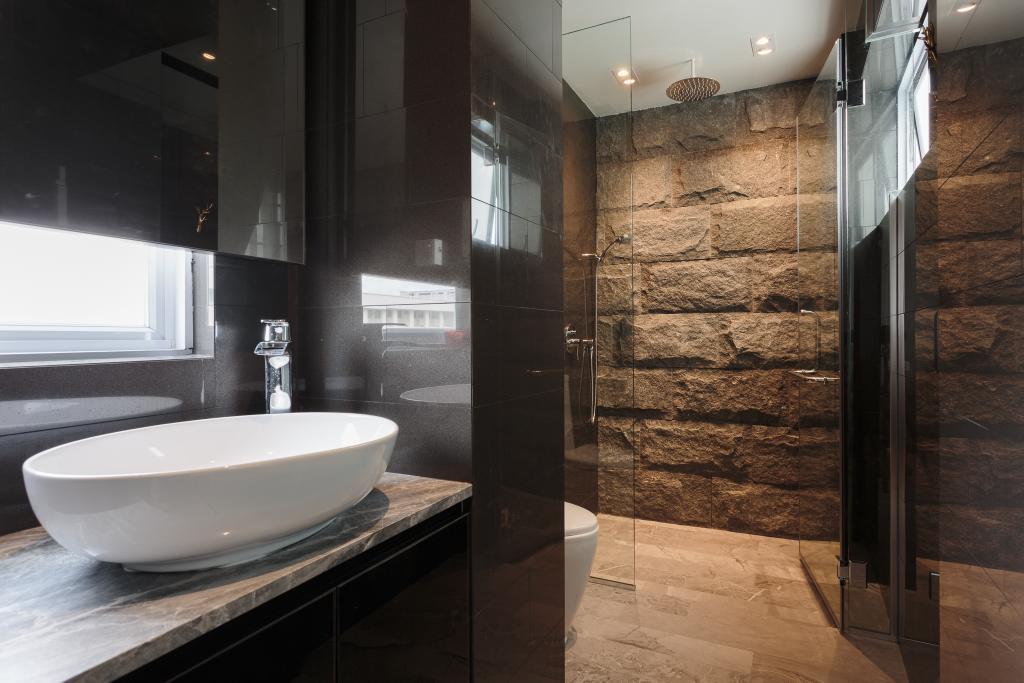 Contemporary, HDB, Bathroom, Dakota Crescent, Interior Designer, Bowerman, Indoors, Interior Design, Room