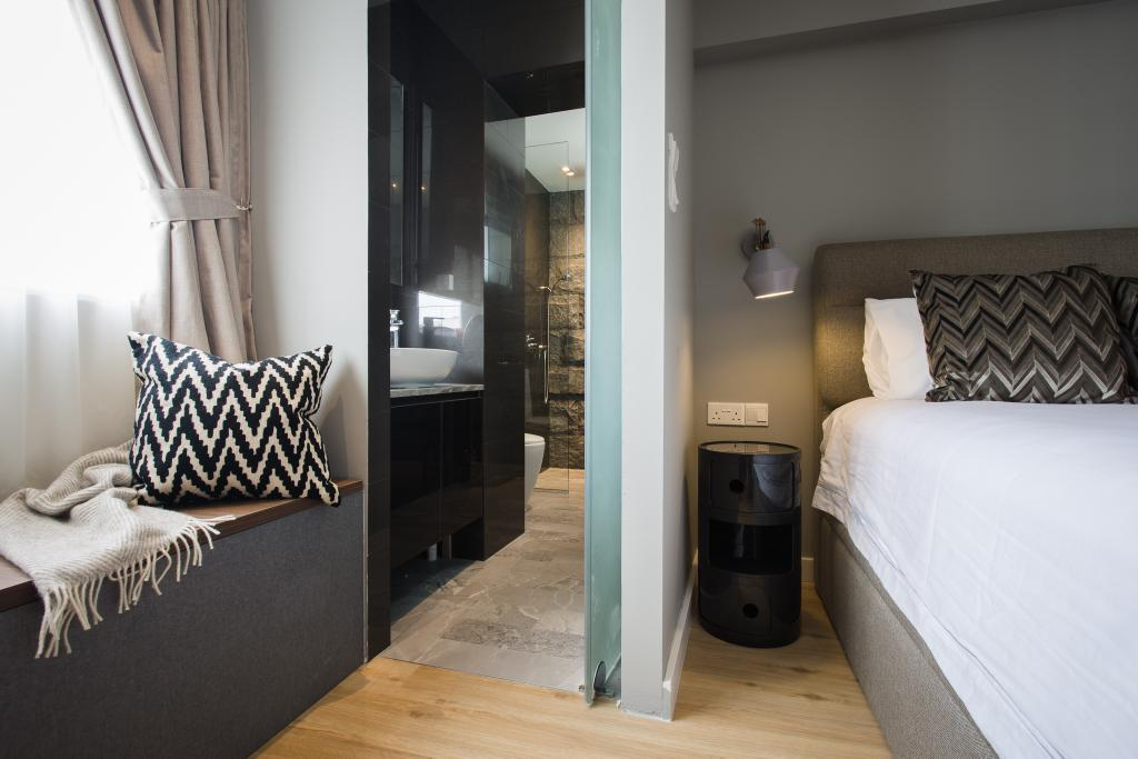 Contemporary, HDB, Bedroom, Dakota Crescent, Interior Designer, Bowerman