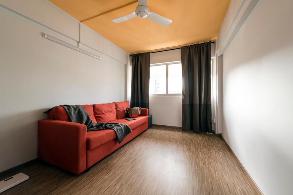 Traditional, HDB, Bedroom, Bishan Street 13, Interior Designer, Colourbox Interior, Couch, Furniture