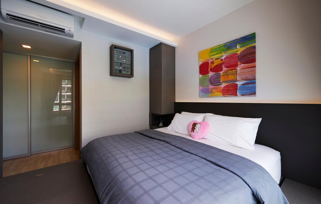 Modern, Condo, Bedroom, Pasir Ris Link (Block 12), Interior Designer, AC Vision Design