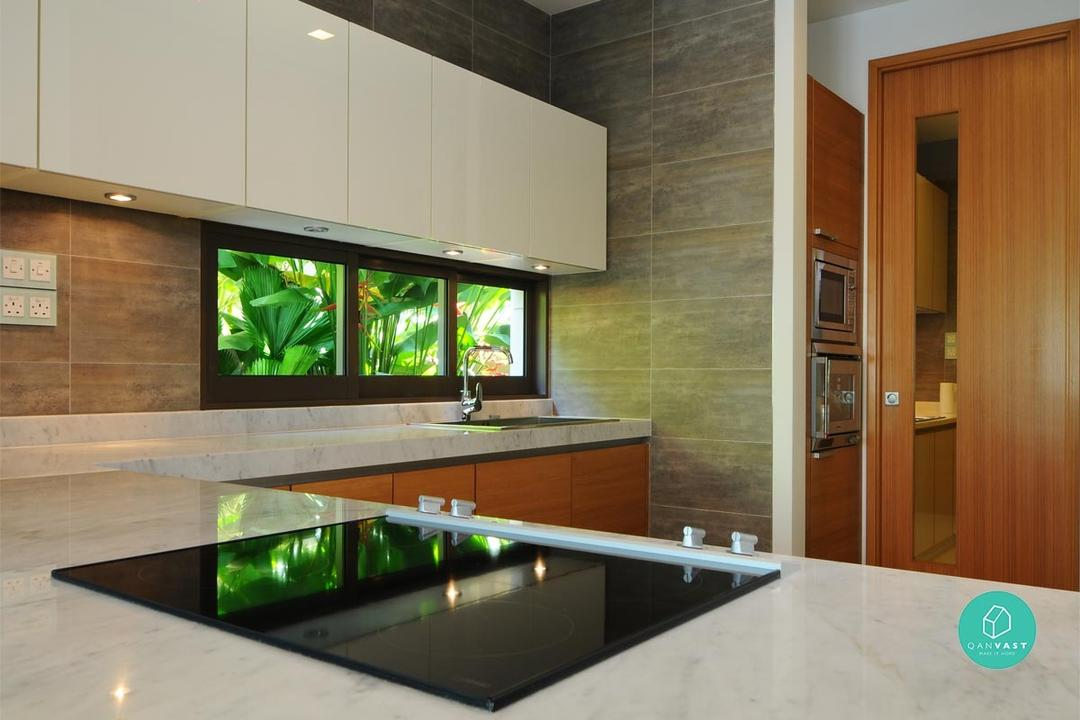 Easy Ways to Maintain an Overused Kitchen