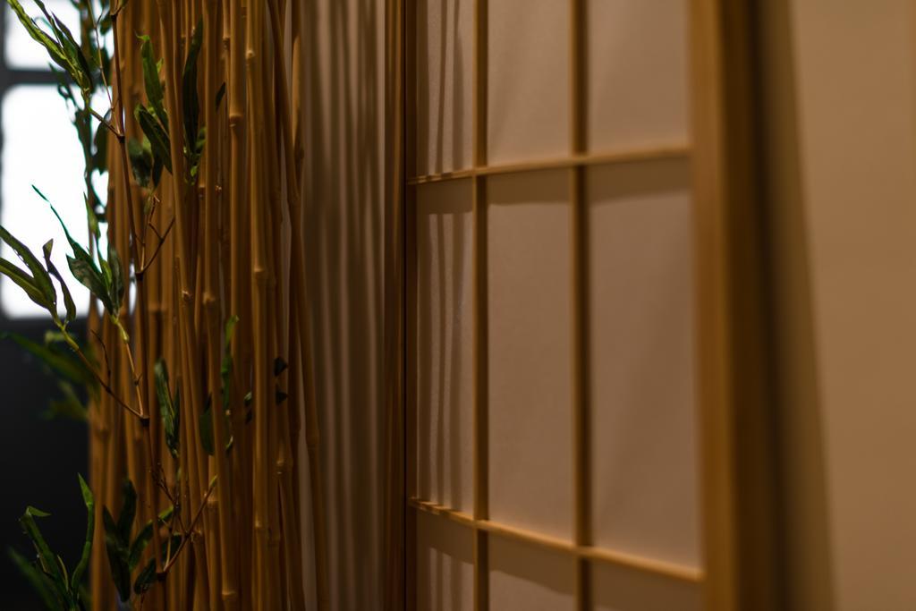 Minimalistic, HDB, Living Room, Yung Loh, Interior Designer, Mr Shopper Studio, Flora, Jar, Plant, Potted Plant, Pottery, Vase, Door, Folding Door