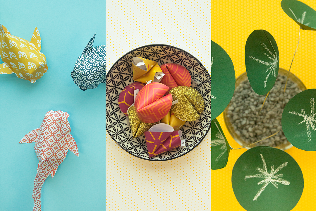 Usher In Prosperity With 3 Refreshing DIY Paper Projects! 8