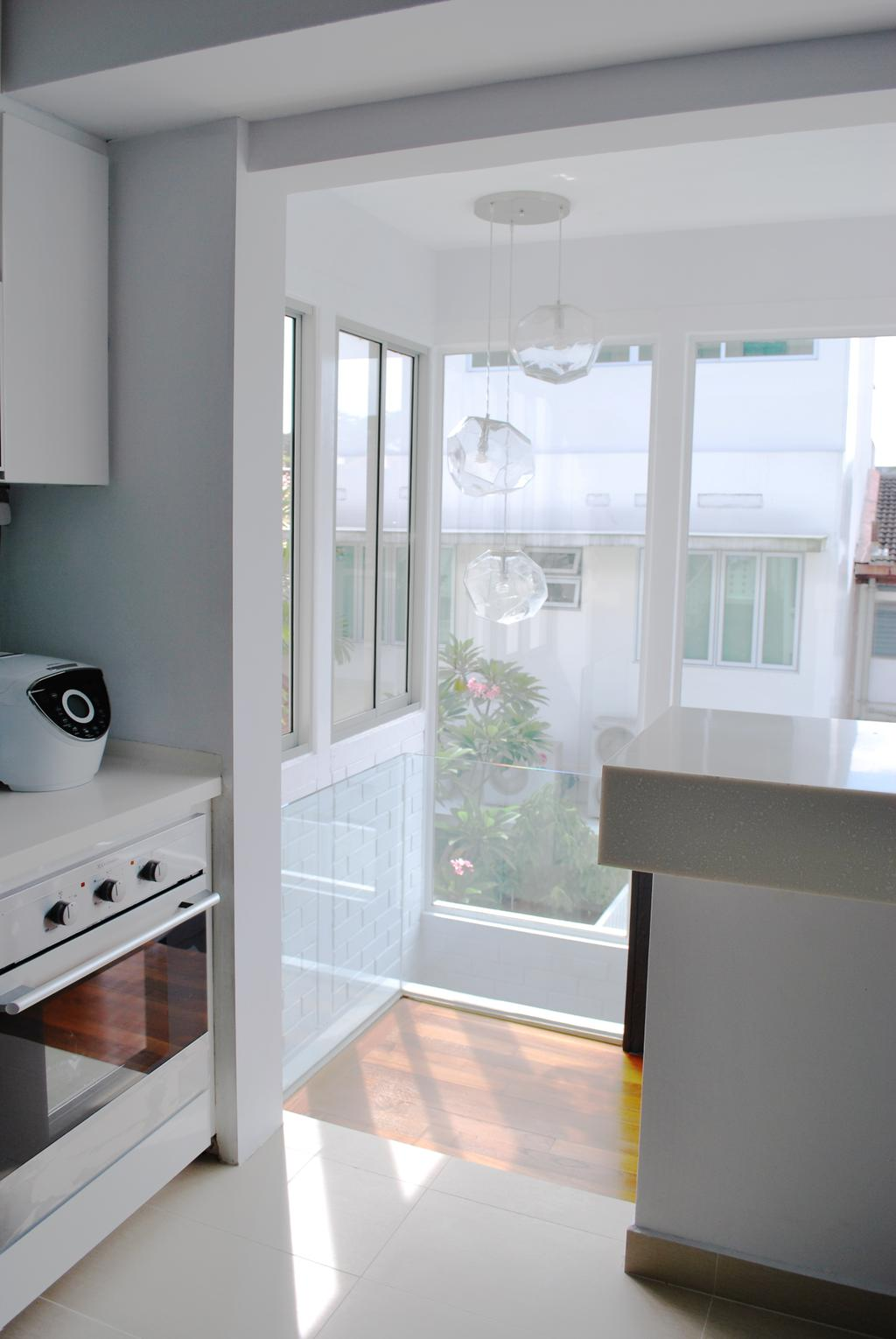 Transitional, Landed, Kitchen, Tagore Avenue, Architect, Czarl Architects