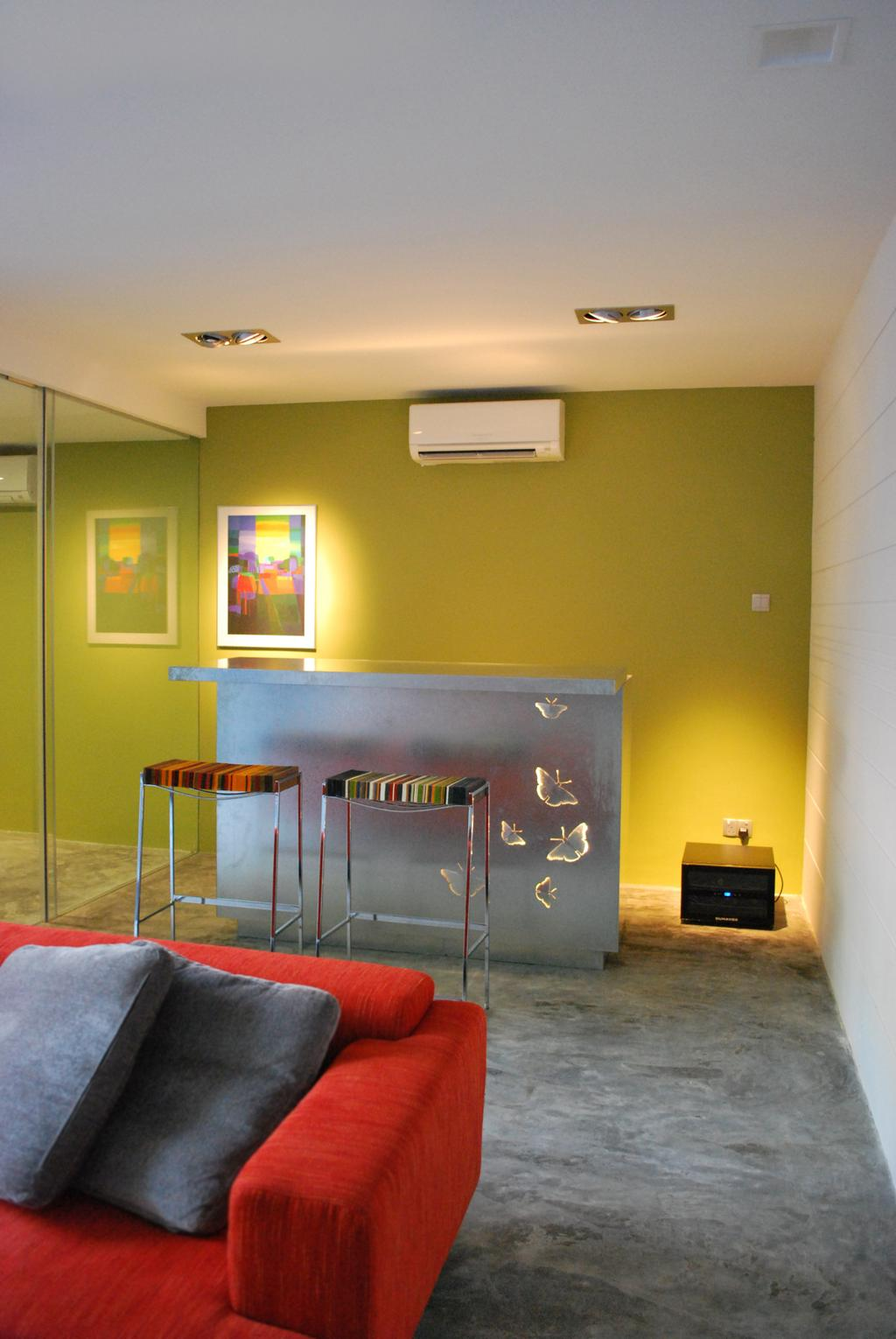 Transitional, Landed, Living Room, Tagore Avenue, Architect, Czarl Architects, Dining Room, Indoors, Interior Design, Room