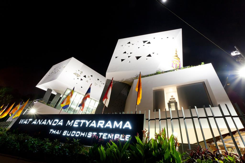 Wat Ananda Metyarama, Commercial, Architect, Czarl Architects, Minimalist