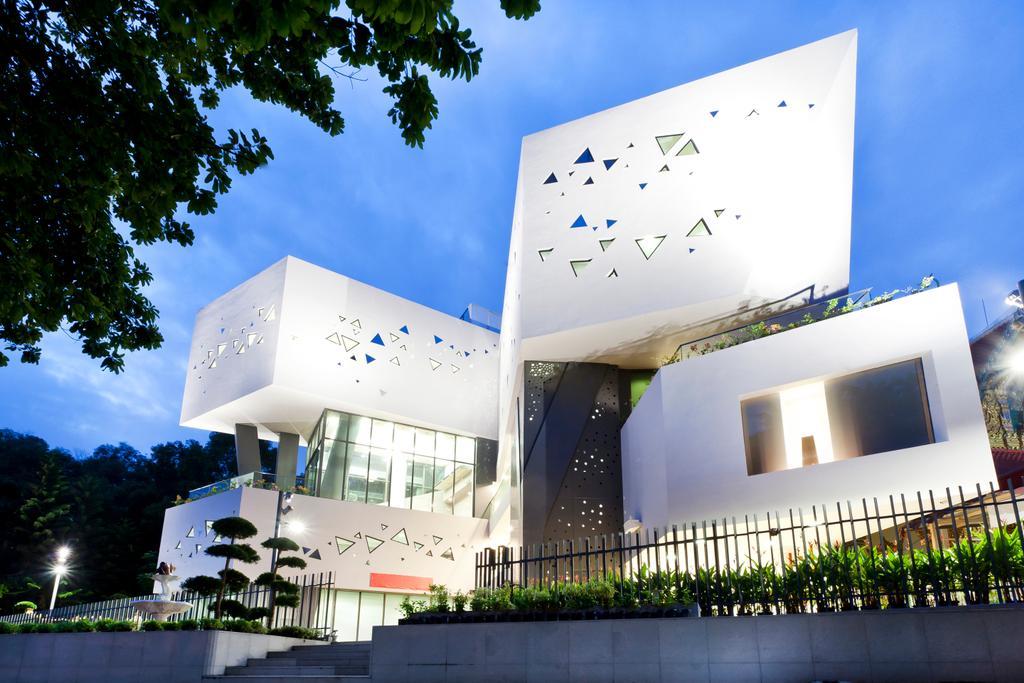 Wat Ananda Metyarama, Commercial, Architect, Czarl Architects, Minimalistic, Billboard