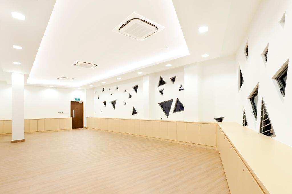 Wat Ananda Metyarama, Commercial, Architect, Czarl Architects, Minimalistic, Indoors, Interior Design, Art, Art Gallery
