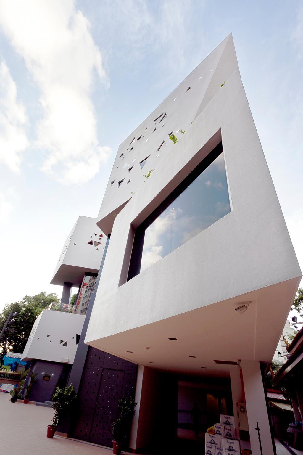 Wat Ananda Metyarama, Commercial, Architect, Czarl Architects, Minimalistic