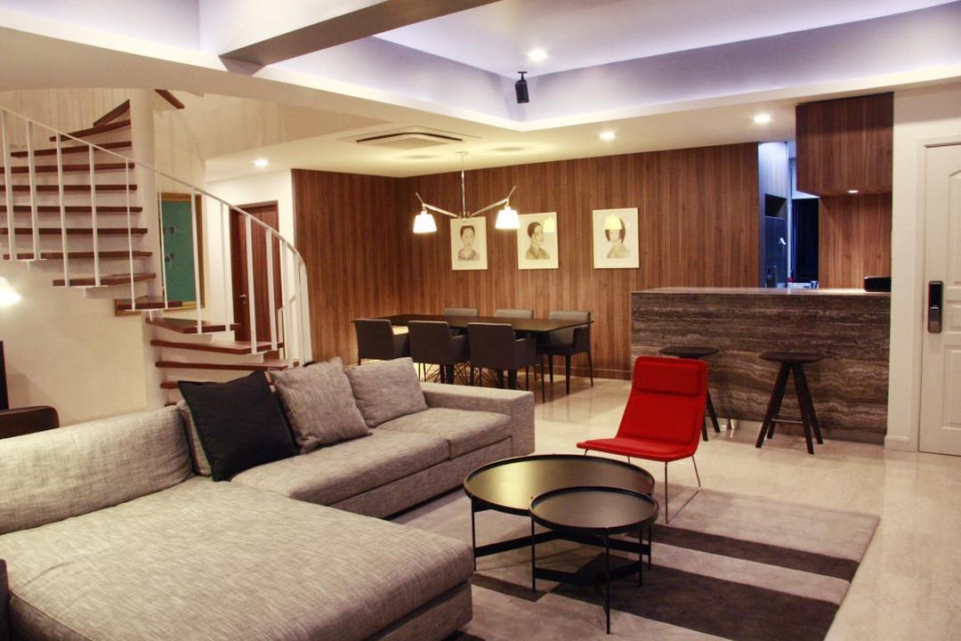 Parkvale Living Room Interior Design 2
