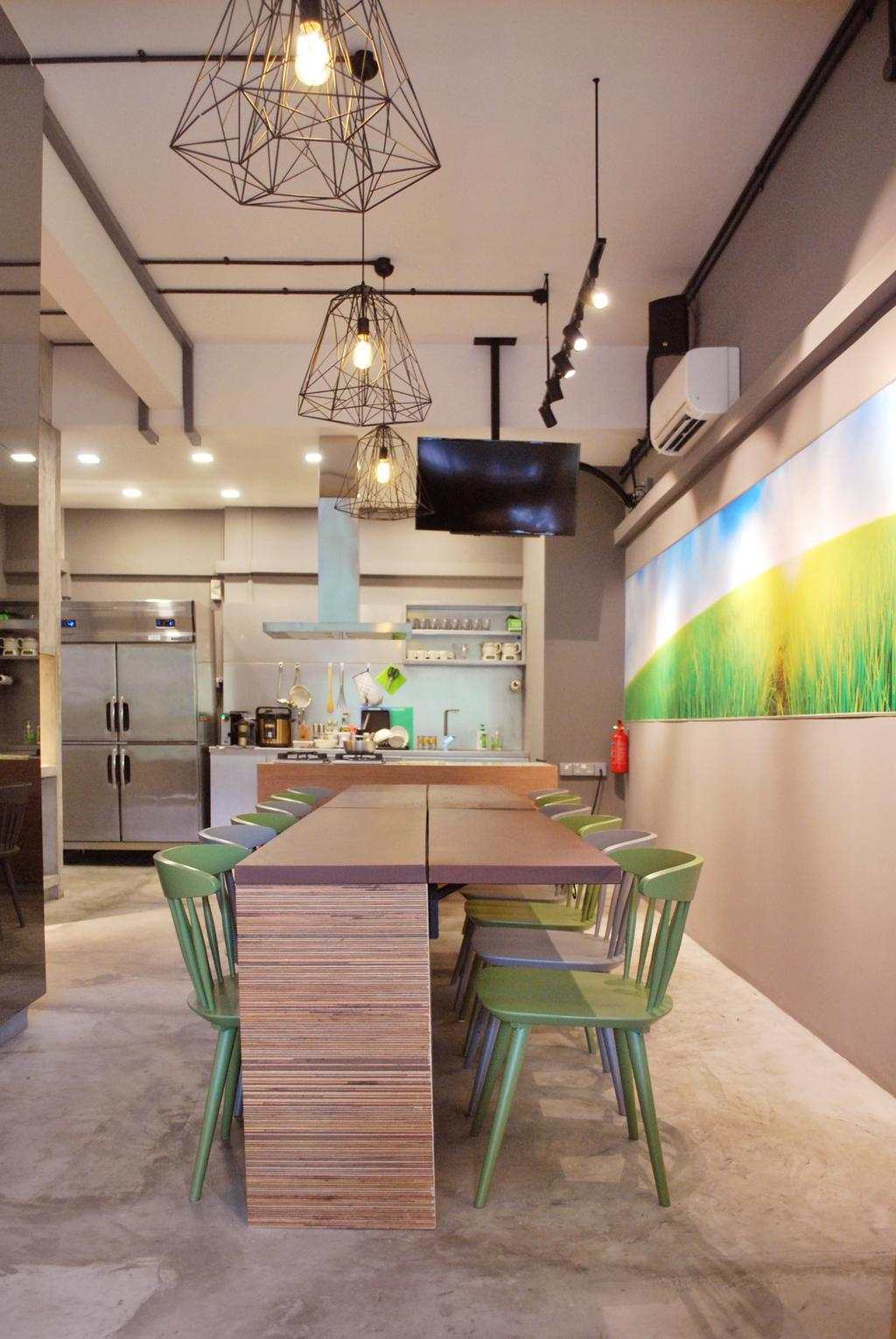 OMG, Commercial, Architect, Czarl Architects, Contemporary, Dining Table, Furniture, Table, Dining Room, Indoors, Interior Design, Room