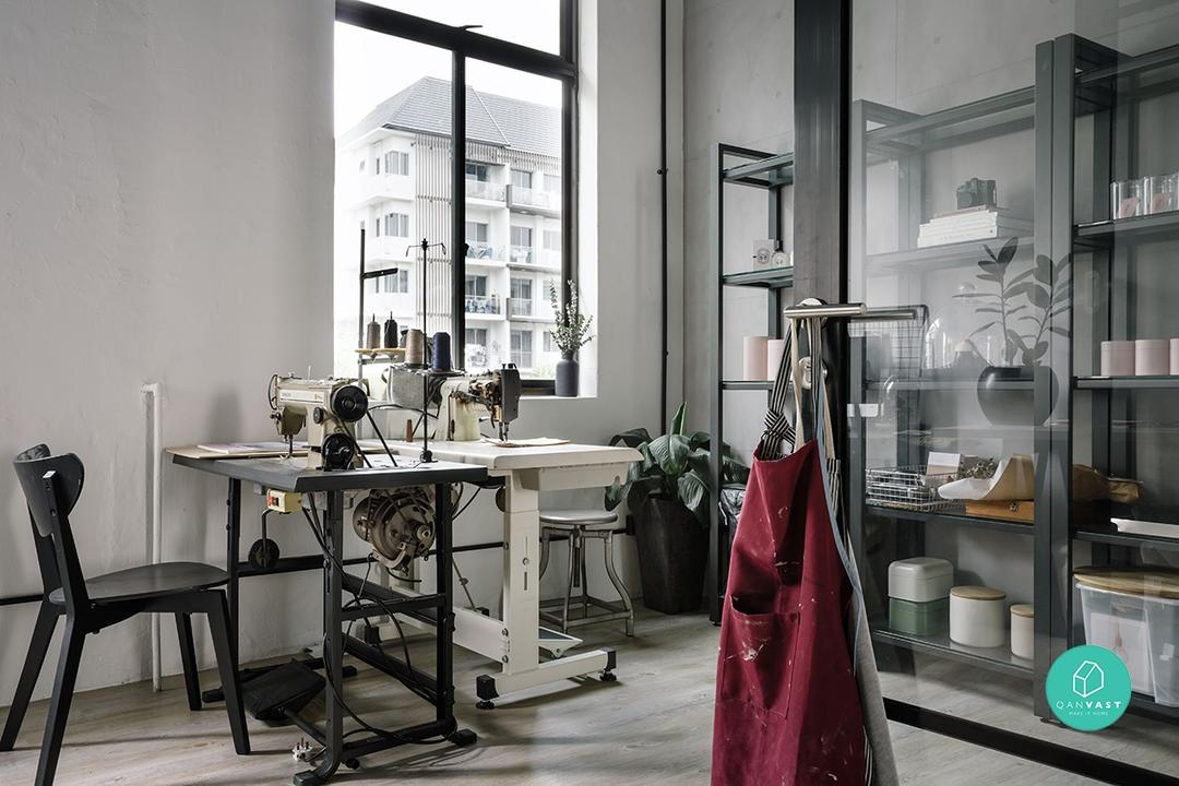 Perfectly Imperfect: A Peek Into Valerie Wang's Home Studio