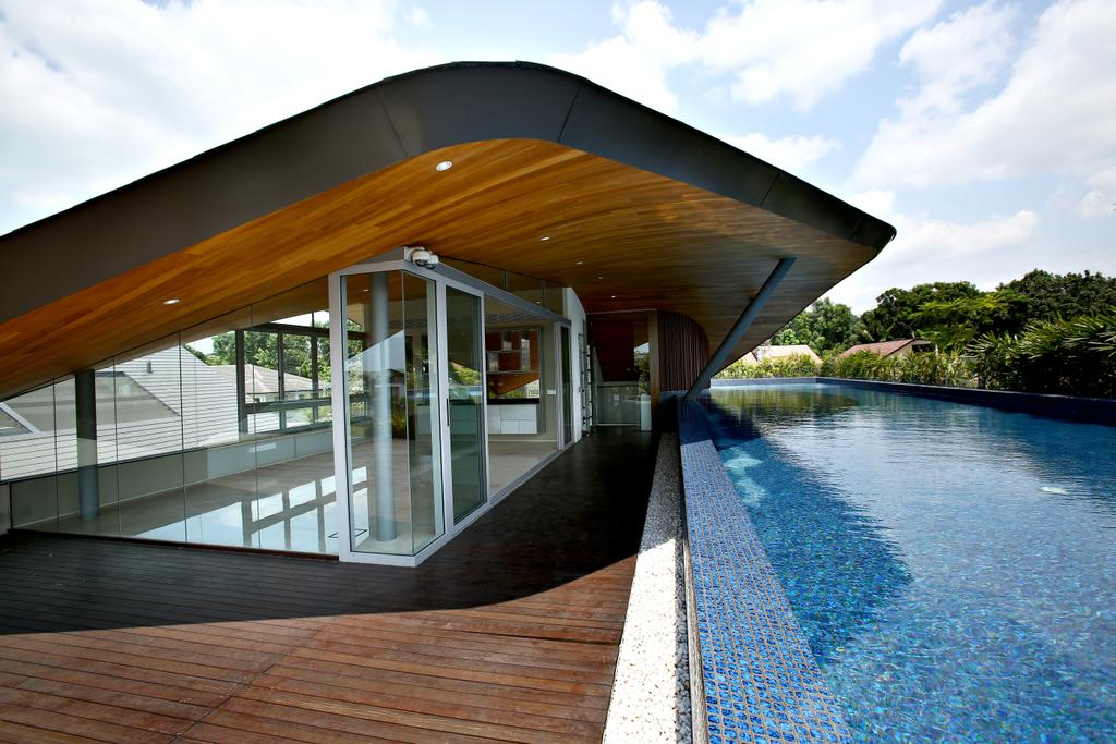Modern, Landed, Cove Drive Residence, Architect, GK Architects
