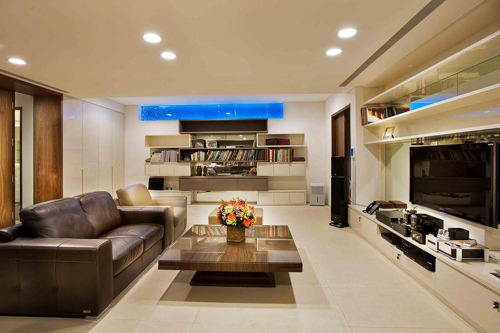 Transitional, Landed, Eng Neo Residence, Architect, GK Architects, Couch, Furniture, Appliance, Electrical Device, Oven