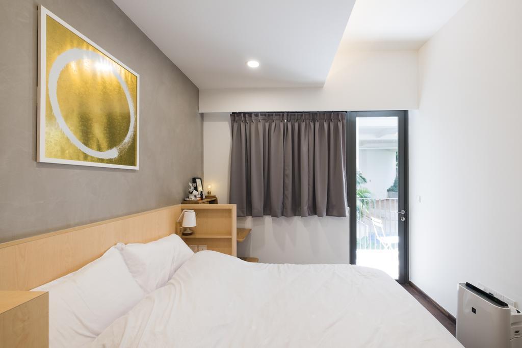 Minimalistic, Condo, Bedroom, E Maison, Interior Designer, Lemonfridge Studio, Scandinavian, Indoors, Interior Design, Room