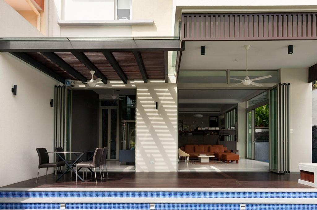 Transitional, Landed, Clementi Crescent, Architect, Timur Designs, Building, House, Housing, Villa
