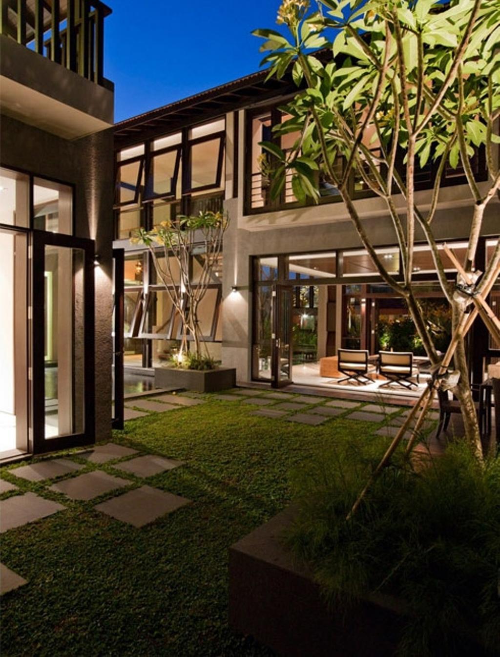 Traditional, Landed, Garden, Frankel Walk, Architect, Timur Designs, Flora, Jar, Plant, Potted Plant, Pottery, Vase, Dining Room, Indoors, Interior Design, Room