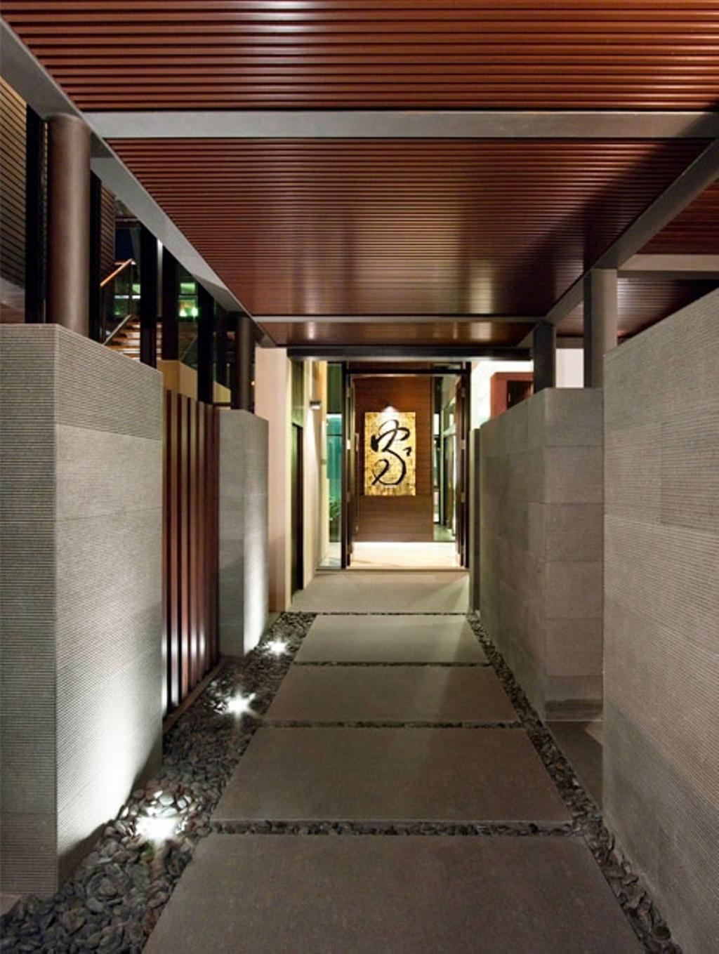 Traditional, Landed, Frankel Walk, Architect, Timur Designs, Corridor