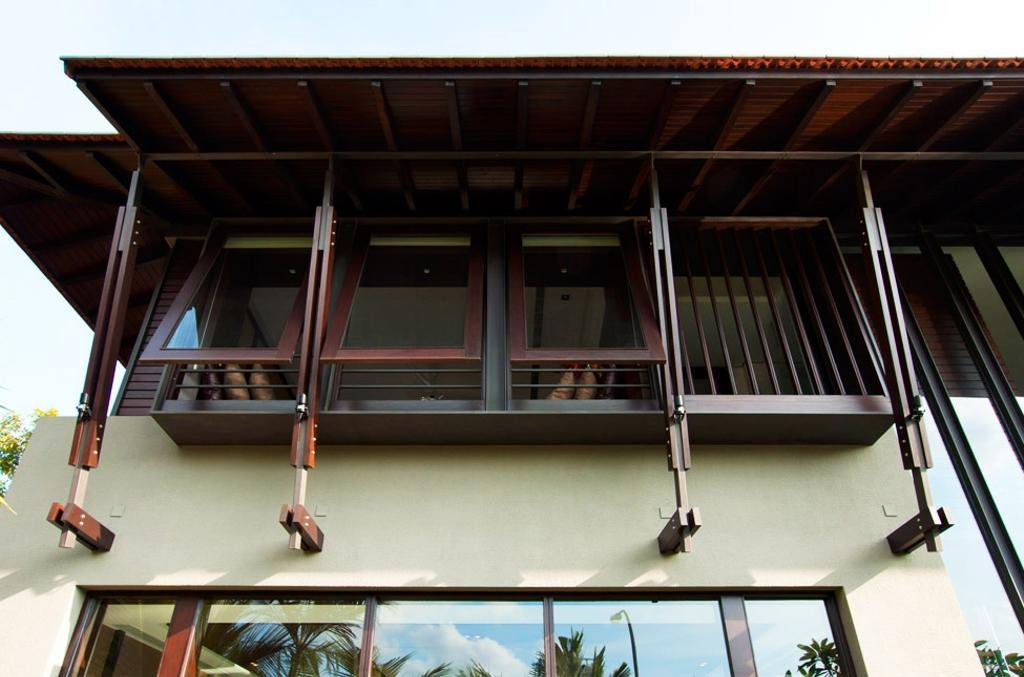 Traditional, Landed, Frankel Walk, Architect, Timur Designs