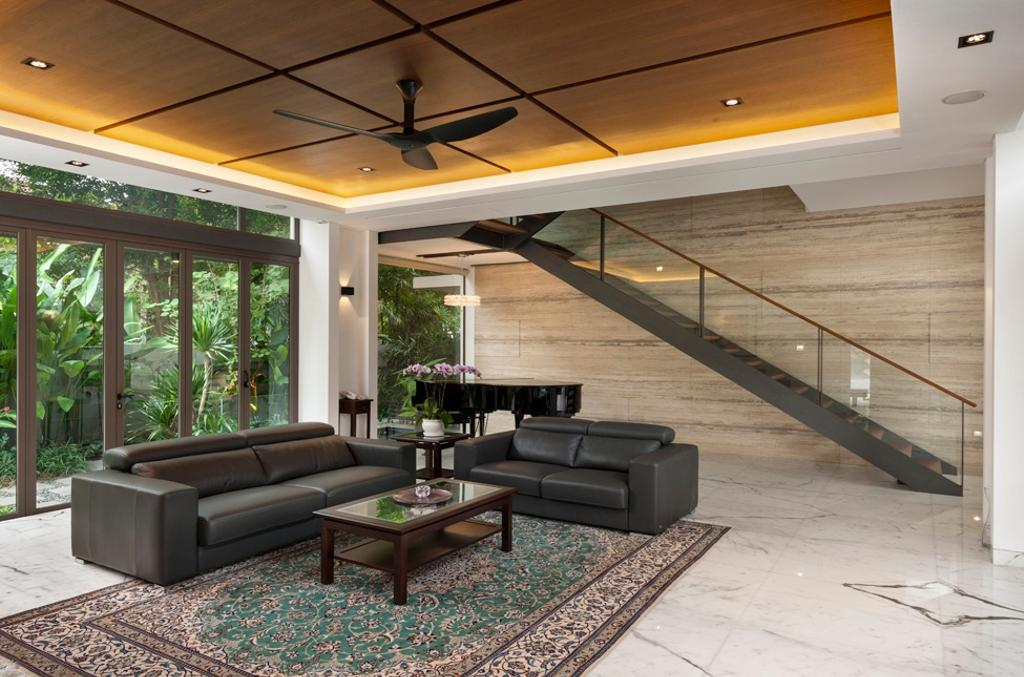 Contemporary, Landed, Kingsmead Road, Architect, Timur Designs, Couch, Furniture, Indoors, Interior Design