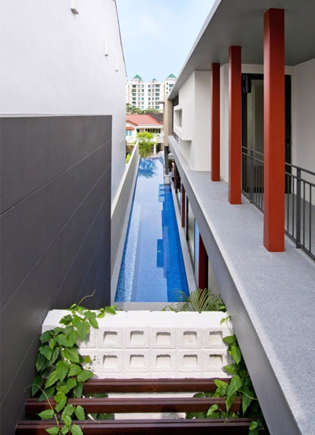 Contemporary, Condo, Lorong Pisang Emas, Architect, Timur Designs