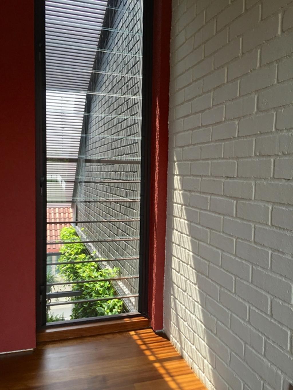 Contemporary, Landed, Lotus Avenue, Architect, Timur Designs, Brick