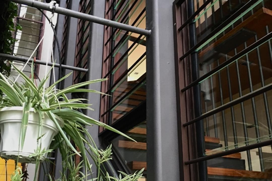 Lotus Avenue, Timur Designs, Contemporary, Landed, Prison, Flora, Jar, Plant, Potted Plant, Pottery, Vase