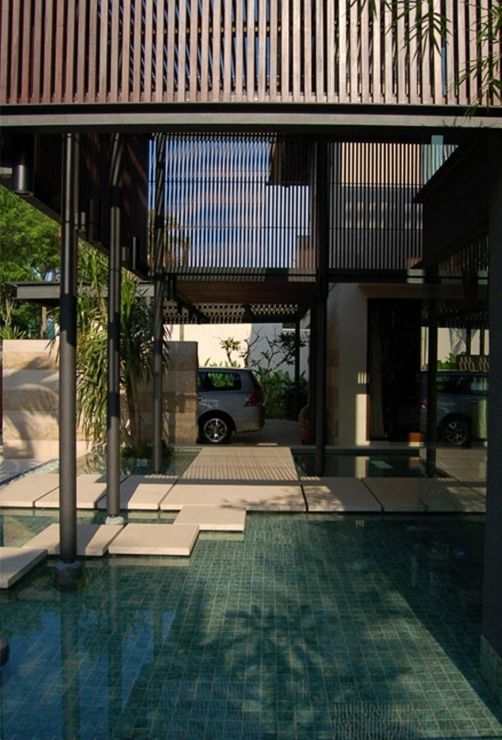 Contemporary, Landed, Mount Echo Park, Architect, Timur Designs, Deck, Porch