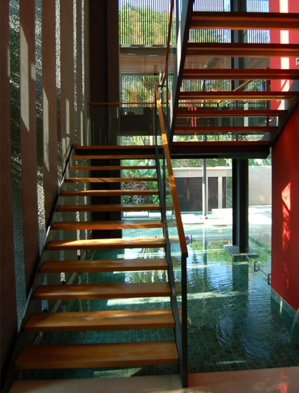 Contemporary, Landed, Mount Echo Park, Architect, Timur Designs, Railing