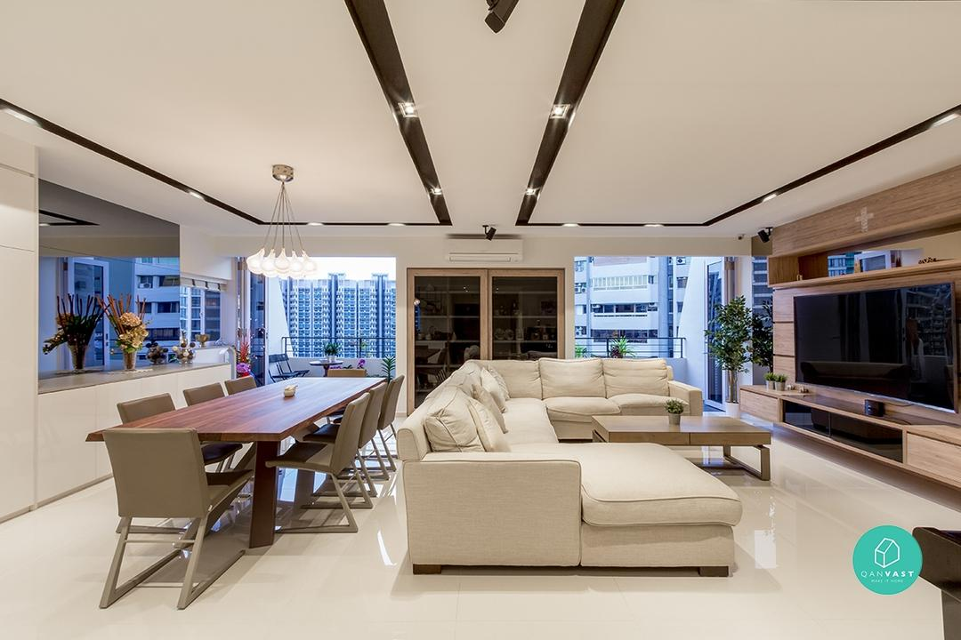 HDB & Condo Renos That Cost Almost Half A Million Dollars!