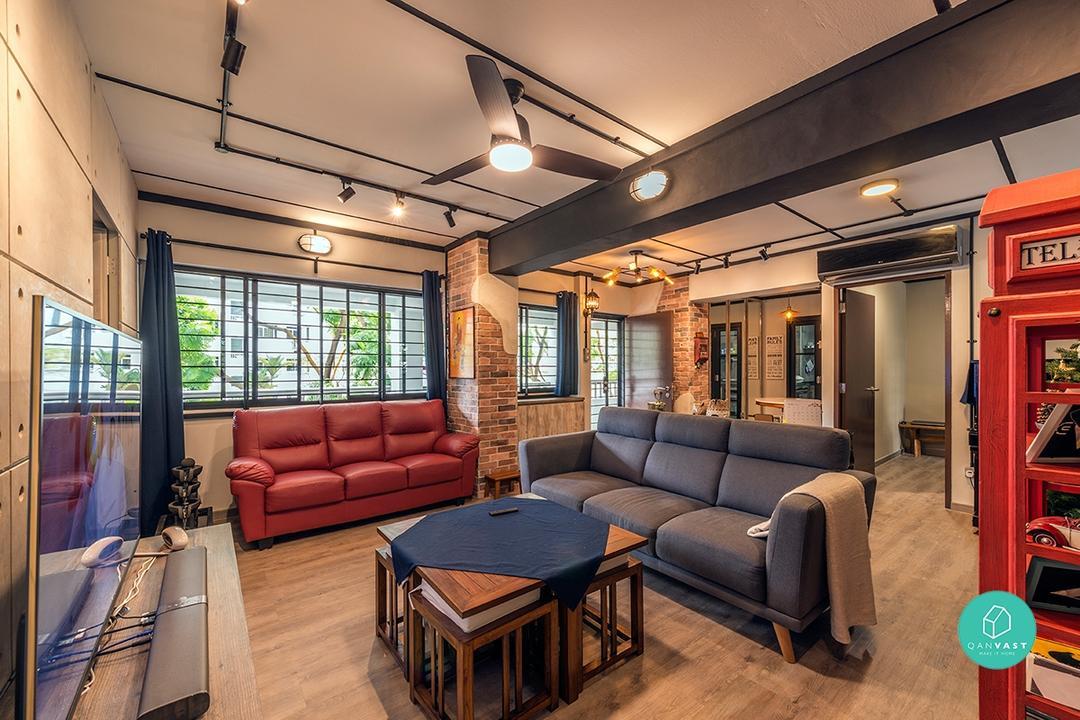 "Renovation Journey: A ""Friends"" Style Home 11"