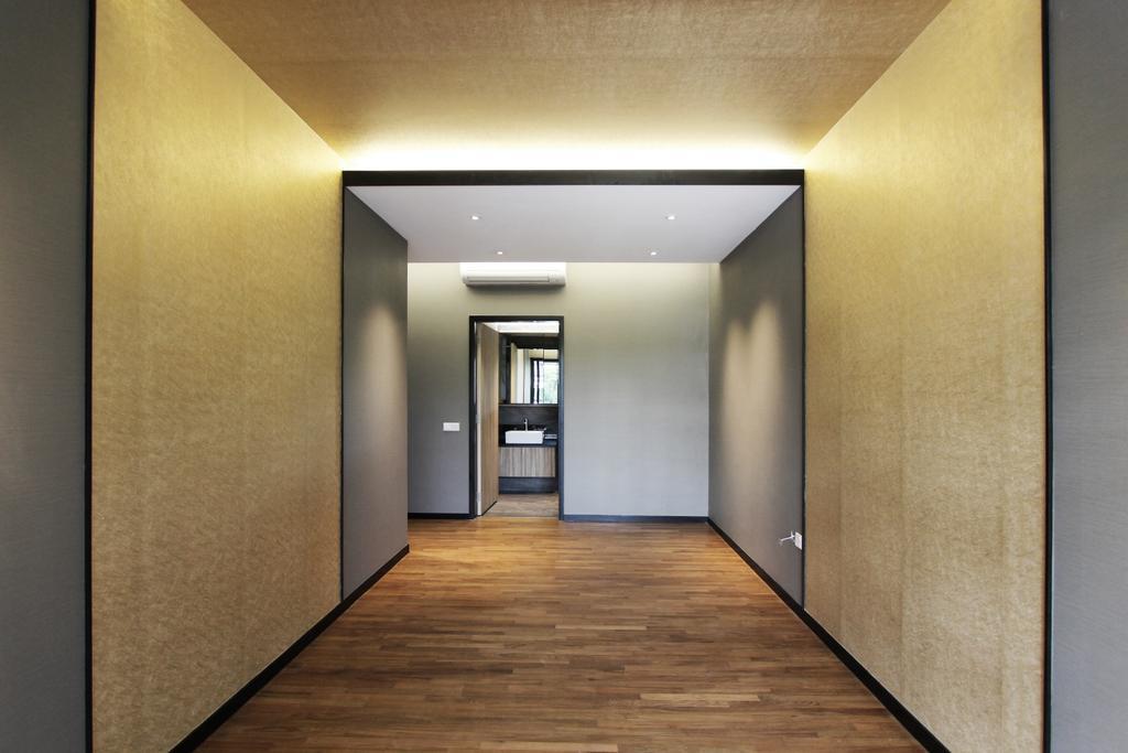 Contemporary, HDB, Interlace, Architect, Dreammetal, Corridor, Floor