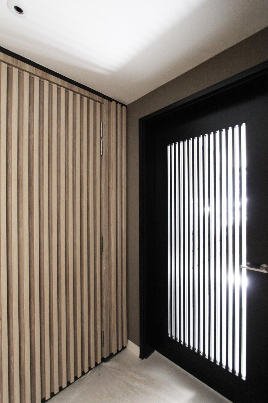 Contemporary, HDB, Interlace, Architect, Dreammetal, Curtain, Home Decor