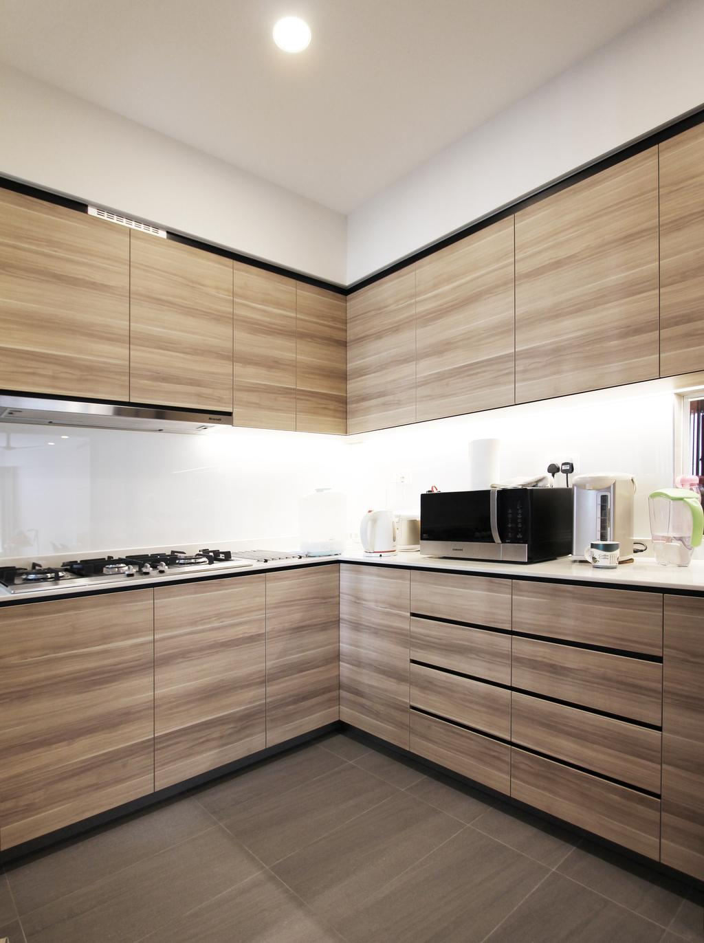 Modern, Condo, Hillside, Architect, Dreammetal, Appliance, Electrical Device, Microwave, Oven, Indoors, Interior Design