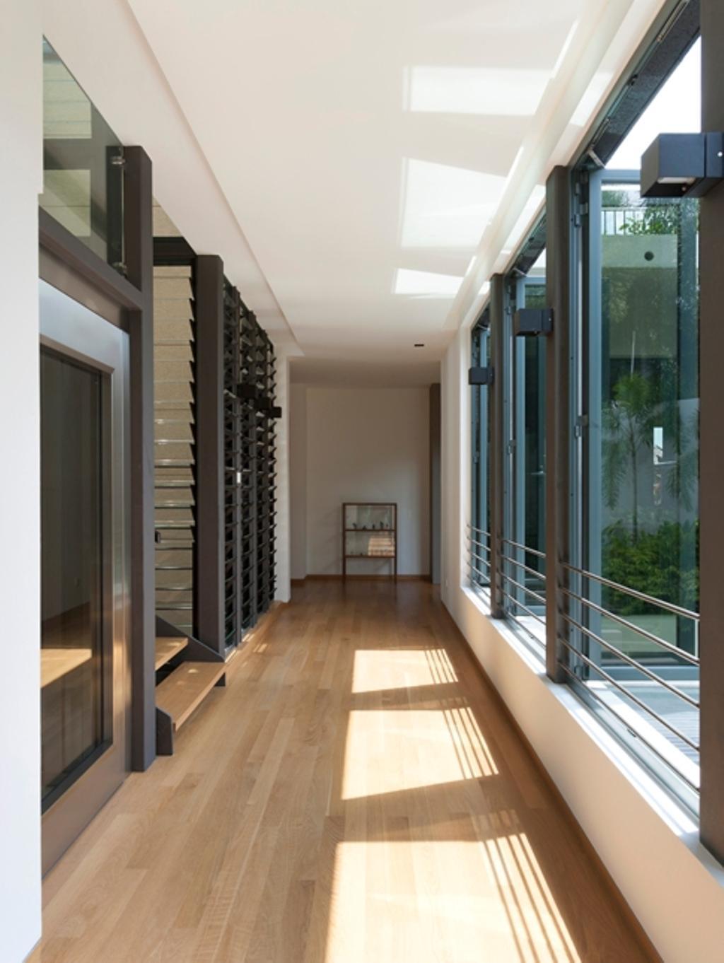 Modern, Landed, Siglap Avenue, Architect, Timur Designs, Flooring