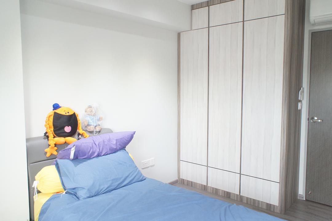 Choa Chu Kang Avenue 7 (Block 815B), INCLOVER DESIGN, Contemporary, Bedroom, HDB, Car Seat