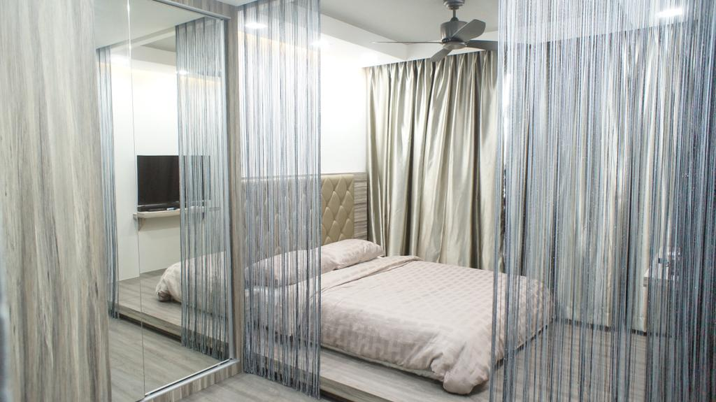 Contemporary, HDB, Bedroom, Choa Chu Kang Avenue 7 (Block 815B), Interior Designer, INCLOVER DESIGN