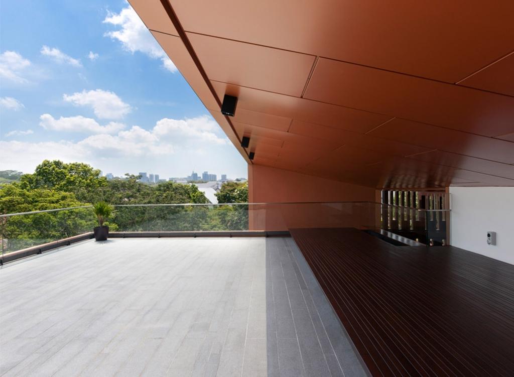 Modern, Landed, Trevose, Architect, Timur Designs