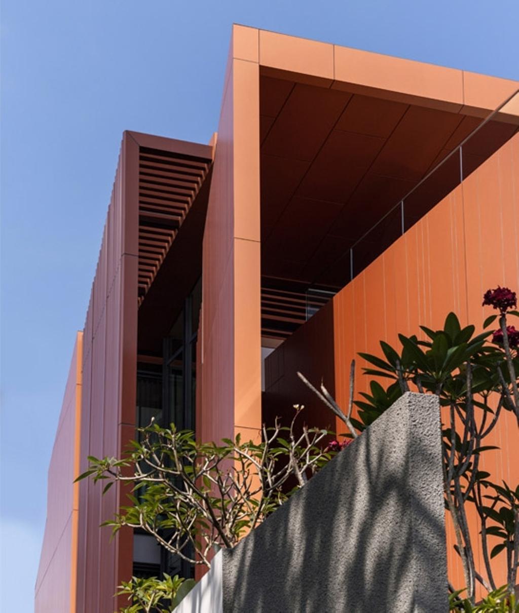 Modern, Landed, Trevose, Architect, Timur Designs, Flora, Jar, Plant, Potted Plant, Pottery, Vase