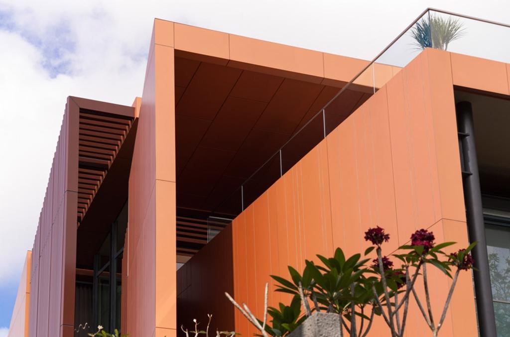 Modern, Landed, Trevose, Architect, Timur Designs, Flora, Jar, Plant, Potted Plant, Pottery, Vase, Building, Housing