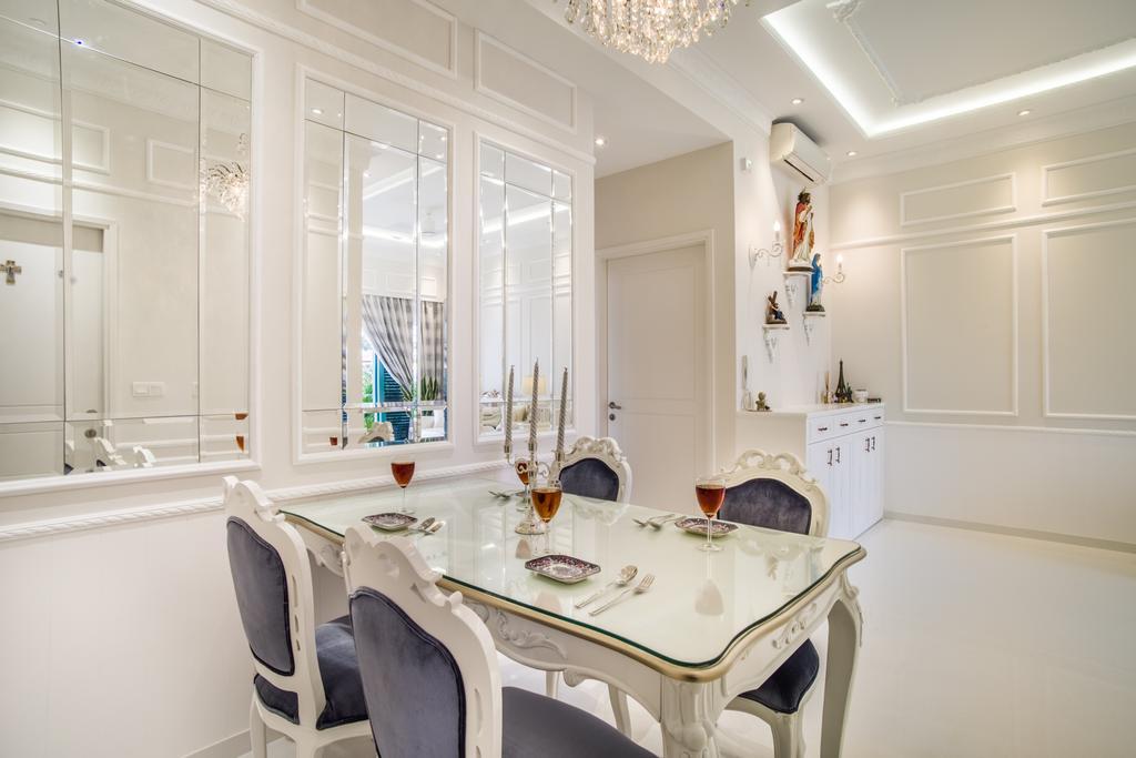 Vintage, Condo, Dining Room, The Quinn, Interior Designer, Urban Habitat Design, Indoors, Interior Design, Room, Dining Table, Furniture, Table, Chair