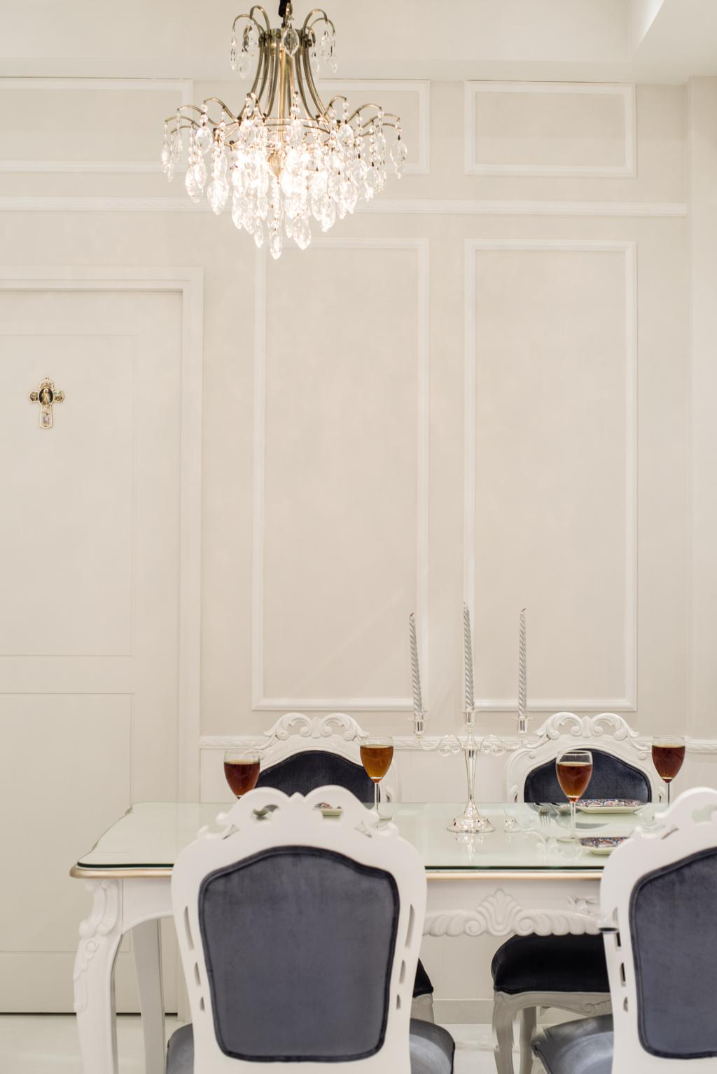 Vintage, Condo, Dining Room, The Quinn, Interior Designer, Urban Habitat Design