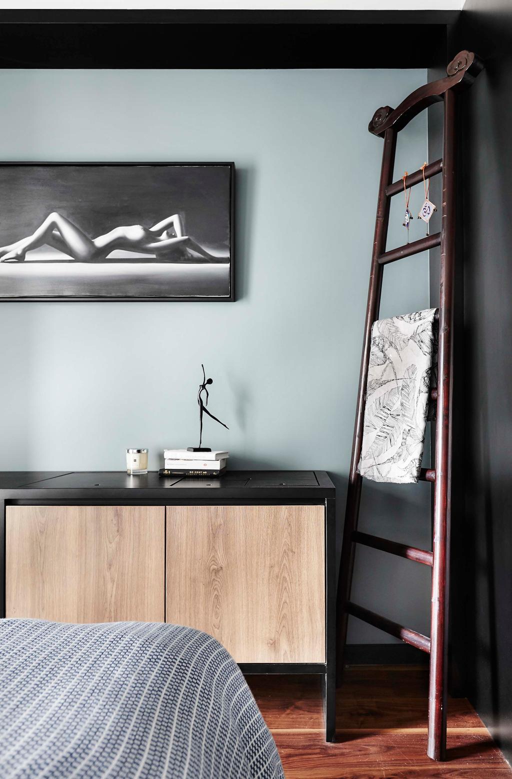 Modern, Condo, Bedroom, Fort Road, Interior Designer, Third Avenue Studio