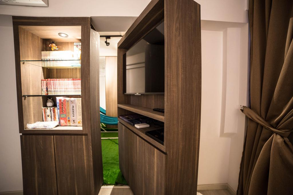 Eclectic, HDB, Bedroom, Marine Drive (Block 61), Interior Designer, MET Interior