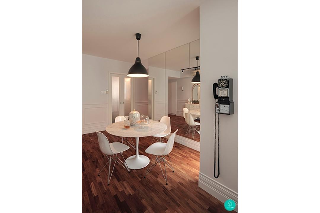 The-Association-Savannah-Country-Decor-Monochrome-Dining-Room