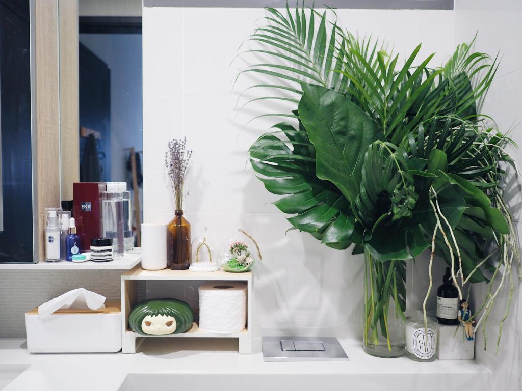Minimalistic, Condo, E Maison, Interior Designer, Lemonfridge Studio, Scandinavian, Flora, Jar, Plant, Potted Plant, Pottery, Vase