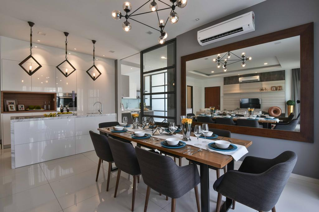 Dining Room Interior Design Malaysia Interior Design Ideas