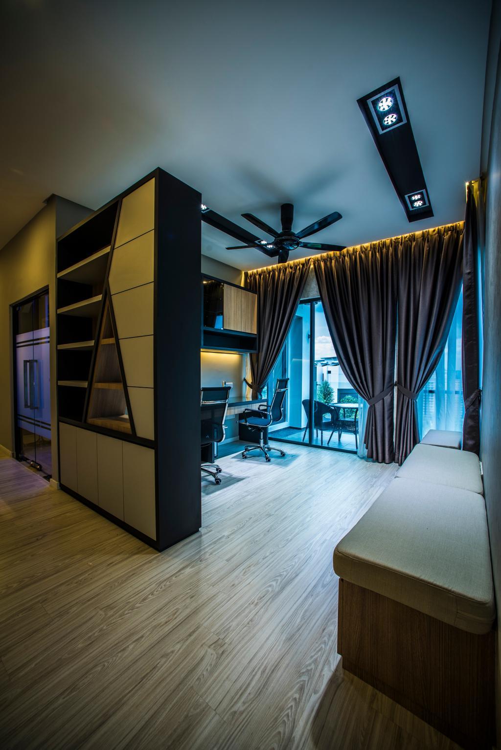 Landed, Sunway Montana, Interior Designer, IQI Concept Interior Design & Renovation, Indoors, Interior Design