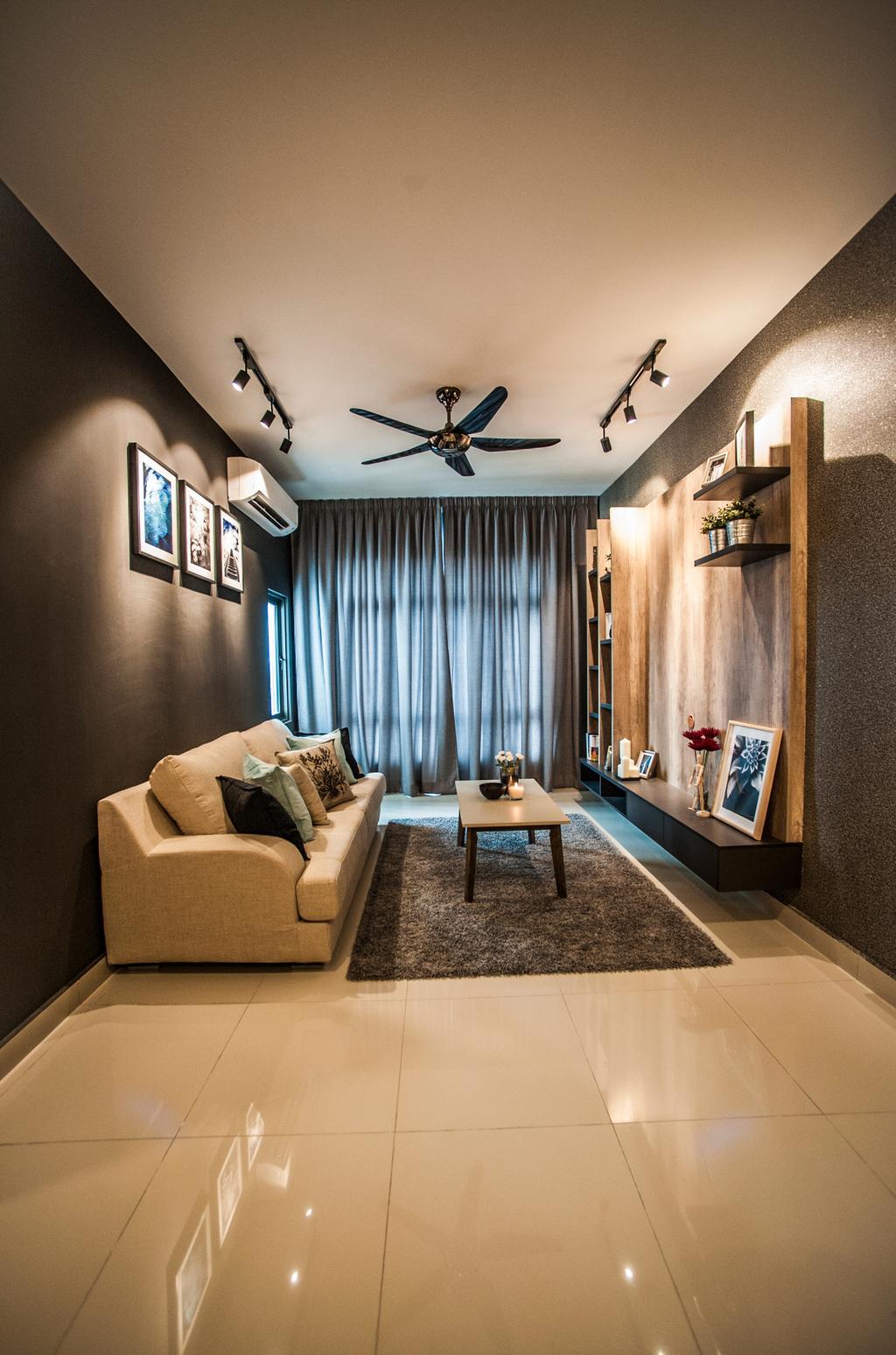 Pearl Suria by IQI Concept Interior Design & Renovation